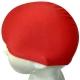 B26291 Шапочка для плавания лайкра/полиэстер Взрослая  (красная)