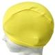 B26291 Шапочка для плавания лайкра/полиэстер Взрослая (желтый)