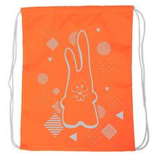 "SM-202 Мешок-рюкзак ""Rabbit"" (оранжевый Neon)"