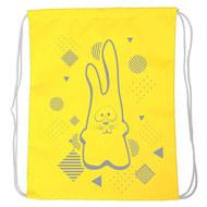 "SM-206 Мешок-рюкзак ""Rabbit"" (желтый), 10016588, 02.СУМКИ"
