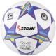 """R18028-2 Мяч футбольный """"Meik-098""""  4-слоя  TPU+PVC 3.2,  400 гр, термосшивка"""