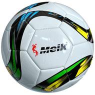 """R18031-2 Мяч футбольный """"Meik-069""""  4-слоя  TPU+PVC 3.0,  400 гр, машинная сшивка, 10016640, ФУТБОЛ"""