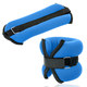"""HKAW101-3 Утяжелители """"ALT Sport"""" (2х0,5кг) (нейлон) в сумке (синие)"""