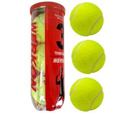 C33249 Мячи для большого тенниса 3 штуки (в тубе)