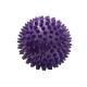 C33445 Мяч массажный (фиолетовый) супер твердый ПВХ 6см.