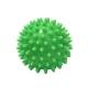 C33445 Мяч массажный (зеленый) супер твердый ПВХ 6см.