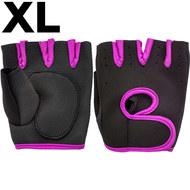 C33346 Перчатки для фитнеса р.XL (розовые), 10017048, АКСЕССУАРЫ