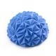 C33512-1 Полусфера массажная круглая надувная (синяя) (ПВХ) d-16,5см