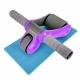 C33510 Ролик для пресса складной (фиолетовый)