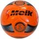 """C33392-5 Мяч футбольный """"Meik-054"""" (оранжевый) 4-слоя, TPU+PVC 3.2,  410-450 гр., машинная сшивка"""