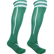 C33710 Гетры футбольные (зеленые) р.SR (взрослые) для экипировки спортивных команд, 10017136, Футбольные аксессуары