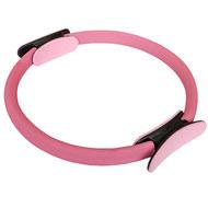 B31278-1 Кольцо эспандер для пилатеса 38 см (розовое), 10017151, ОБРУЧИ