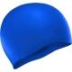 SLD-101 Шапочка силиконовая для плавания (синий)