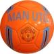 """R18042-5 Мяч футбольный """"Man Utd"""", клубный, 3-слоя  PVC 1.6, 300 гр, машинная сшивка"""