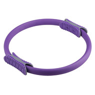 B31277-5 Кольцо эспандер для пилатеса 38 см (фиолетовое), 10017414, 07.ФИТНЕС