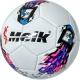 """B31226 Мяч футбольный """"Meik-065-11"""" 2-слоя, TPU+PVC 2.7, 410-420 гр., машинная сшивка"""