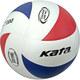 """C33287 Мяч волейбольный """"Kata"""", PU 2.5,  280 гр, клееный, бут.кам,"""