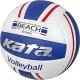 """C33292 Мяч волейбольный """"Kata"""" пляжный, PU 2.5,  280 гр, клееный, бут.кам,"""