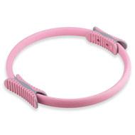 B31277-1 Кольцо эспандер для пилатеса 38 см (розовое), 10017479, ОБРУЧИ