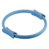 B31277-2 Кольцо эспандер для пилатеса 38 см (голубое), 10017484, ОБРУЧИ