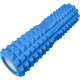 B33120 Ролик для йоги (синий) 45х13см ЭВА/АБС