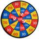 B31293 Набор для игры в Дартс 28 см с шариками на липучках
