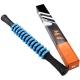 B31270-2 Ролик палка гимнастическая массажная М4 (синий)
