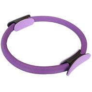 B31278-4 Кольцо эспандер для пилатеса 38 см (фиолетовое), 10017557, ОБРУЧИ