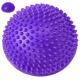 C33513-2 Полусфера массажная круглая надувная (фиолетовый) (ПВХ) d-16 см