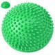 C33513-3 Полусфера массажная круглая надувная (зеленый) (ПВХ) d-16 см