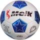 """B31314-1 Мяч футбольный """"Meik-208A"""" 2-слоя, (белый), TPU+PVC 2.7, 410-420 гр., машинная сшивка"""