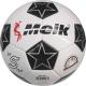"""B31314-2 Мяч футбольный """"Meik-208A"""" 2-слоя, (белый), TPU+PVC 2.7, 410-420 гр., машинная сшивка"""