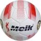"""B31315-3 Мяч футбольный """"Meik-078"""" 2-слоя, (белый), TPU+PVC 2.7, 410-420 гр., машинная сшивка"""