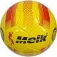 """B31315-4 Мяч футбольный """"Meik-078"""" 2-слоя, (желтый), TPU+PVC 2.7, 410-420 гр., машинная сшивка"""