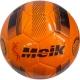 """B31315-5 Мяч футбольный """"Meik-078"""" 2-слоя, (оранжевый), TPU+PVC 2.7, 410-420 гр., машинная сшивка"""