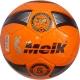 """B31316-4 Мяч футбольный """"Meik-054"""" 2-слоя, (оранжевый), TPU+PVC 2.7, 410-420 гр., машинная сшивка"""