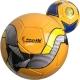 """B31323-1 Мяч футбольный """"Meik-2000C"""" 2-слоя, (желтый), TPU+PVC 2.7, 410-420 гр., машинная сшивка"""