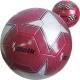 """B31323-6 Мяч футбольный """"Meik-2000C"""" 2-слоя, (бордо), TPU+PVC 2.7, 410-420 гр., машинная сшивка"""