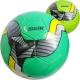 """B31323-7 Мяч футбольный """"Meik-2000C"""" 2-слоя, (зеленый), TPU+PVC 2.7, 410-420 гр., машинная сшивка"""