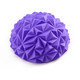 C33512-8 Полусфера массажная круглая надувная (фиолетовый) (ПВХ) d-16,5см