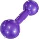 HKDB116 Гантель виниловая 4,0 кг (фиолетовая)