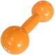 HKDB116 Гантель виниловая 5,0 кг (оранжевая)