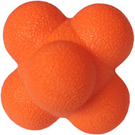 B31310-4 Reaction Ball - Мяч для развития реакции (оранжевый), 10017685, 07.ФИТНЕС