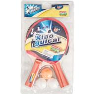T07553 Набор для настольного тенниса, 10017729, Настольный теннис