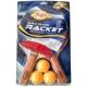 T07530 Набор для настольного тенниса (2 ракетки 3 шарика)