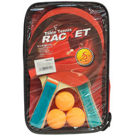 T07532 Набор для настольного тенниса (2 ракетки 3 шарика), 10017860, Настольный теннис