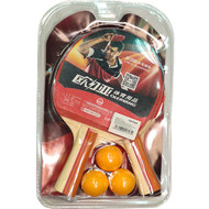 T07534 Набор для настольного тенниса (2 ракетки 3 шарика), 10017862, Ракетки и наборы