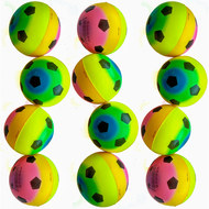 T07540 Эспандер мяч 7,6 см (с рисунком), 10017864, Эспандеры Кистевые
