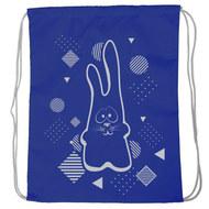 """SM-201 Мешок-рюкзак """"Rabbit"""" (темно синий), 10017925, 02.СУМКИ"""