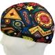 B27491-9 Шапочка для плавания детская текстиль (многоцветная)